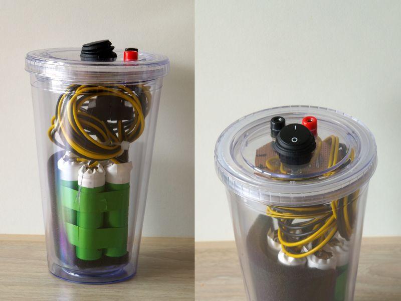 Cheap DIY 10W LED bike light